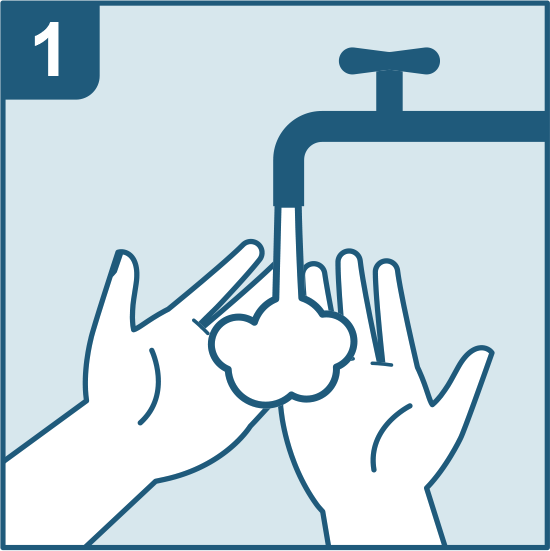 Wash Your Hands Poster | Teaching Resources (teacher made)