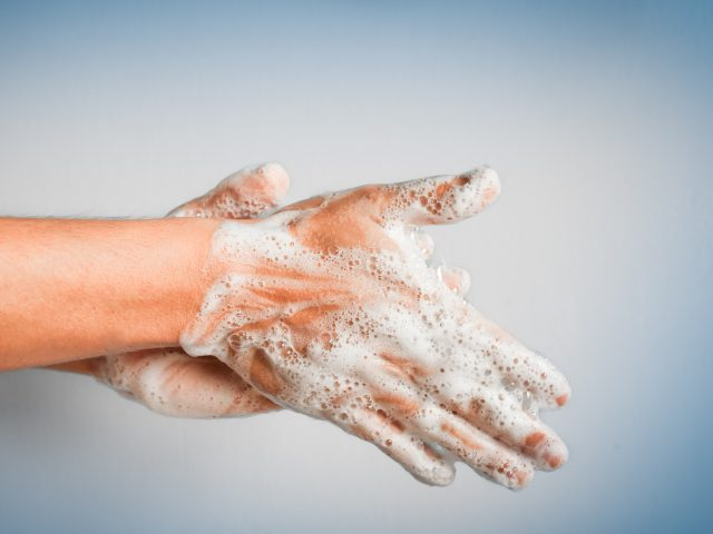 COVID-19 and Hand Hygiene